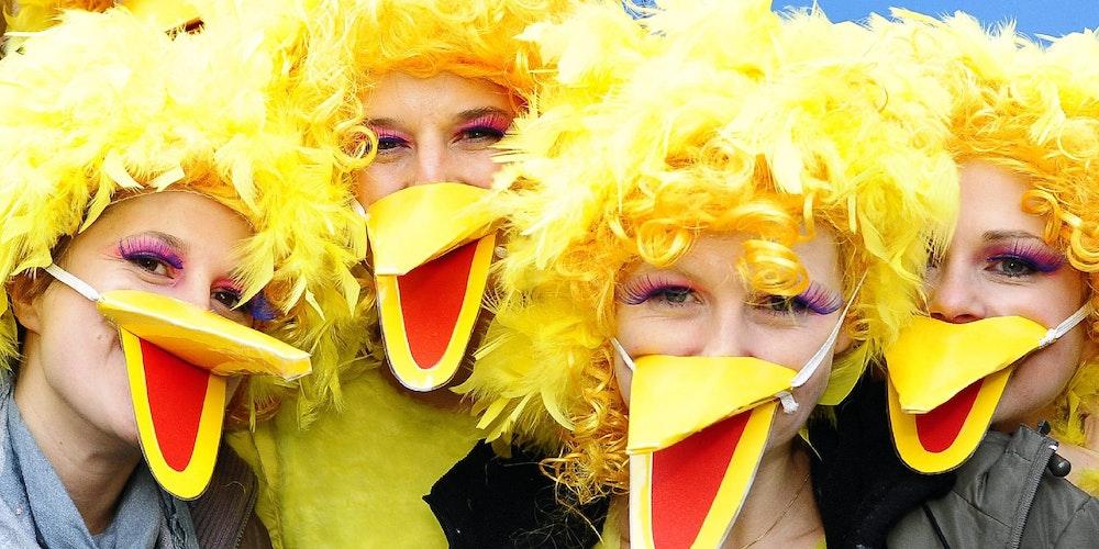 Wat schwaade die denn do? EXPRESS erklärt die schrägsten Karnevals-Grüße