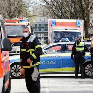 polizei notarzt einsatz