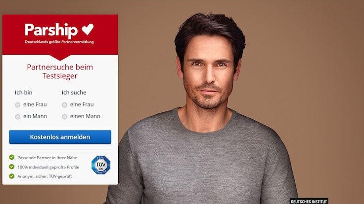 Werbung 2018 models parship Dating seiten