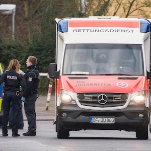 Die Polizei hat nach dem Unfall Ermittlungen aufgenommen